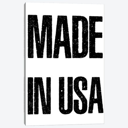 Made In USA Canvas Print #ARM314} by Art Mirano Canvas Wall Art