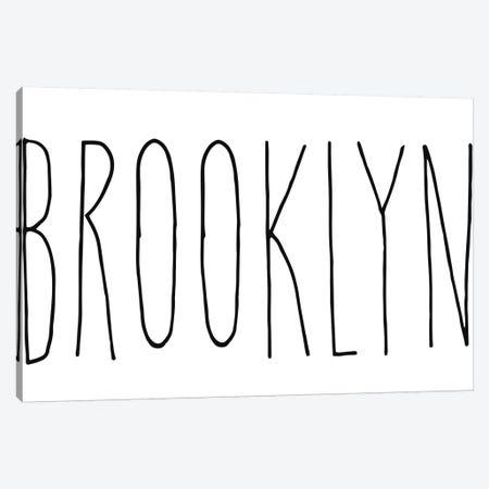 Brooklyn Canvas Print #ARM321} by Art Mirano Canvas Art