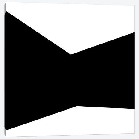 Black Corridor Canvas Print #ARM32} by Art Mirano Canvas Art Print