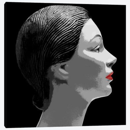 Red Lipstick Canvas Print #ARM346} by Art Mirano Canvas Art Print