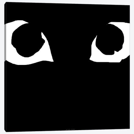 Black Eyes Canvas Print #ARM34} by Art Mirano Canvas Wall Art