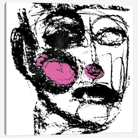 Face Canvas Print #ARM391} by Art Mirano Art Print