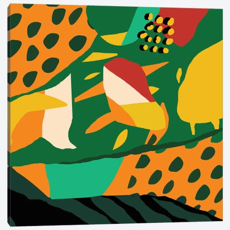 Kerrestea Canvas Print #ARM392} by Art Mirano Canvas Print
