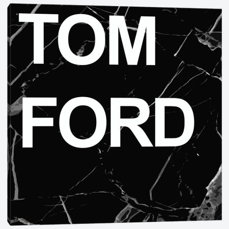 Tom Ford Canvas Print #ARM394} by Art Mirano Canvas Art
