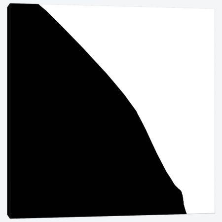 Black Mountain Canvas Print #ARM39} by Art Mirano Canvas Print