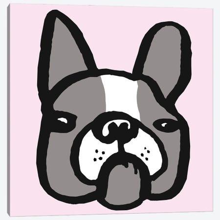 Dog Canvas Print #ARM417} by Art Mirano Art Print