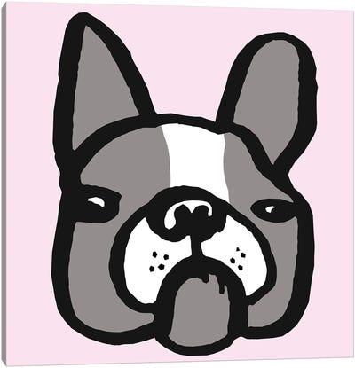 Dog Canvas Art Print
