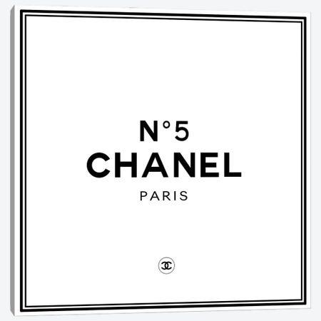 Chanel №5 Canvas Print #ARM419} by Art Mirano Canvas Wall Art