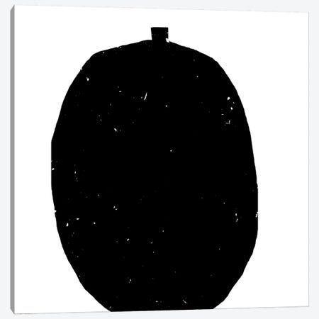 Black Vessel Canvas Print #ARM43} by Art Mirano Canvas Art