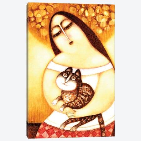 Sylvie Canvas Print #ARM448} by Art Mirano Art Print