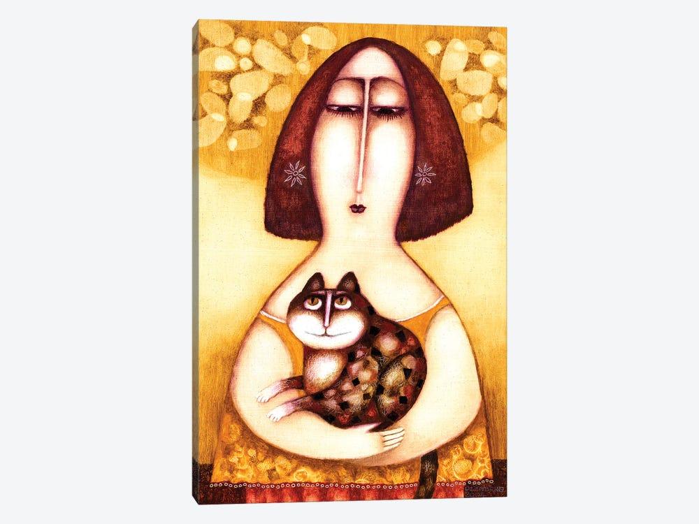 Agata by Art Mirano 1-piece Canvas Artwork