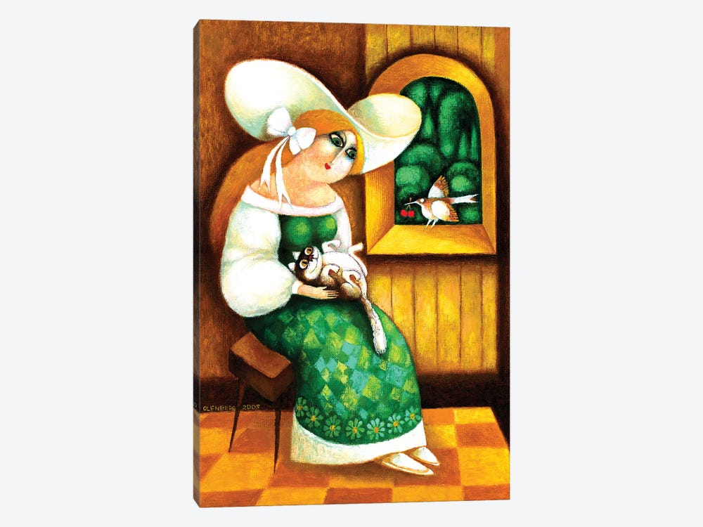 Albertina by Art Mirano 1-piece Canvas Print