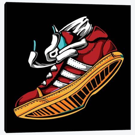Sneaker Canvas Print #ARM468} by Art Mirano Canvas Art Print