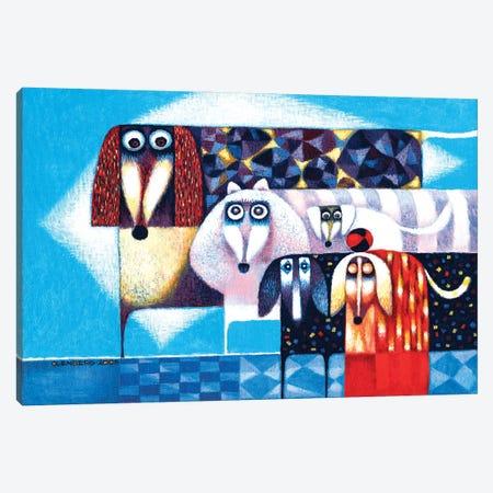 Karella Canvas Print #ARM483} by Art Mirano Art Print