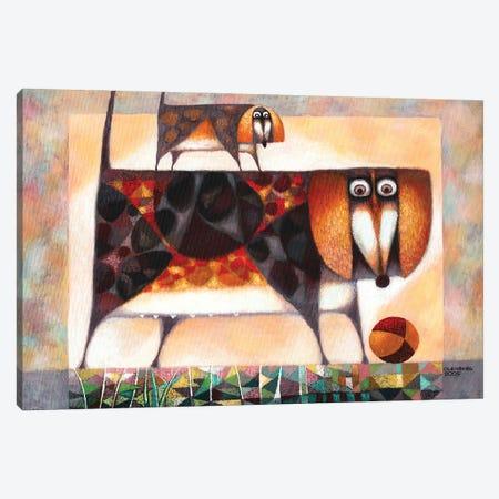 Sollet Canvas Print #ARM484} by Art Mirano Canvas Artwork