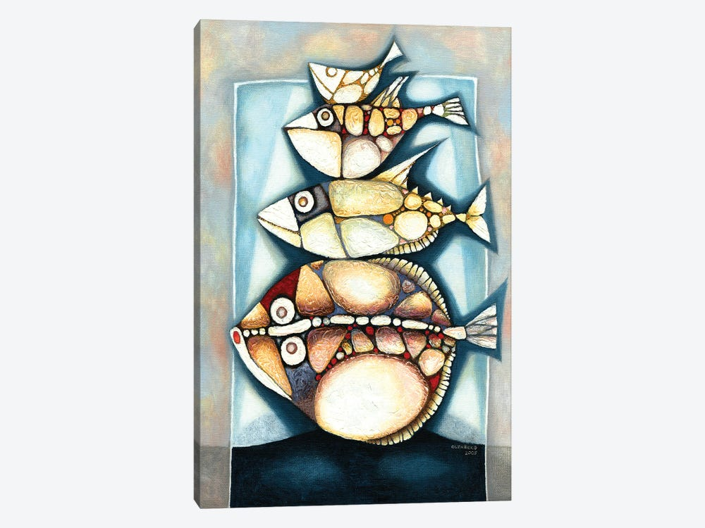 Nuan by Art Mirano 1-piece Canvas Art