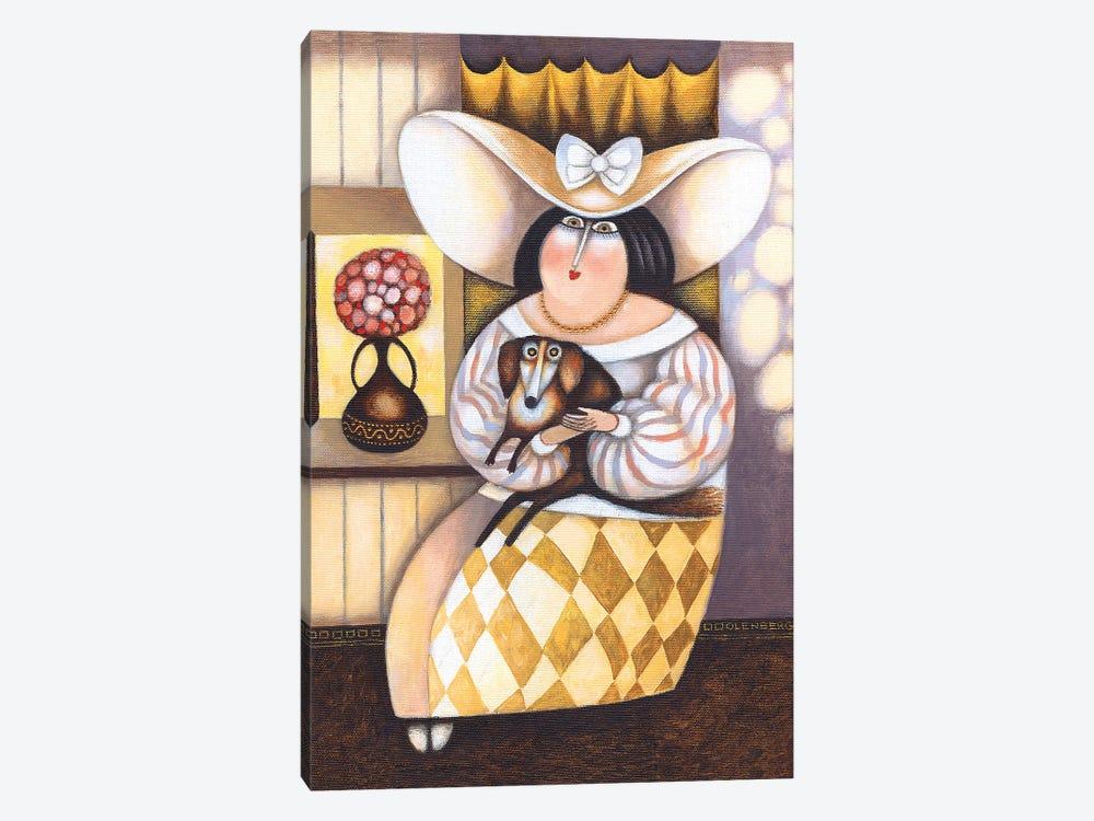 Samanta by Art Mirano 1-piece Canvas Print