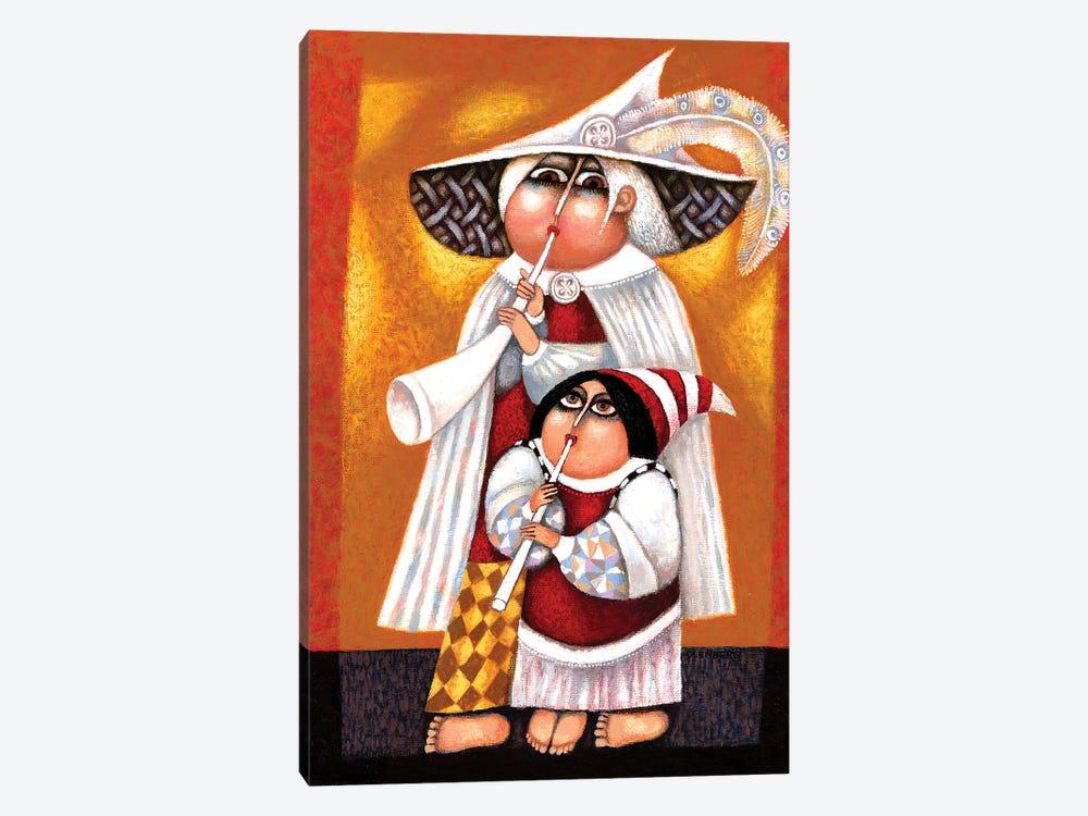 Akama by Art Mirano 1-piece Canvas Art