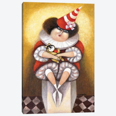 Tereza Canvas Print #ARM511} by Art Mirano Canvas Print