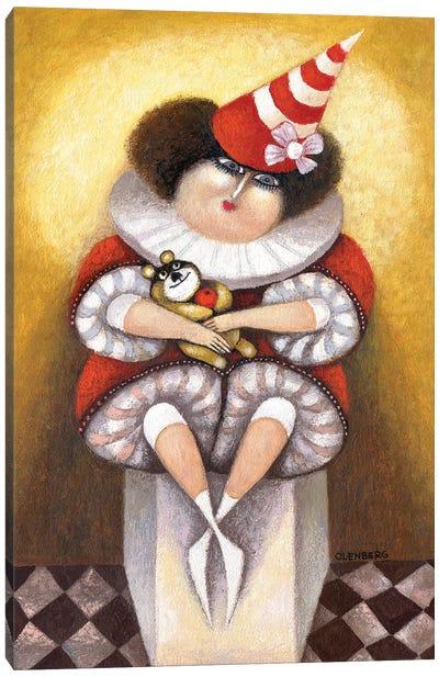 Tereza Canvas Art Print