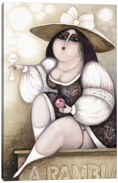 Severa Canvas Art Print