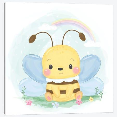 Baby Boo Canvas Print #ARM572} by Art Mirano Canvas Art Print