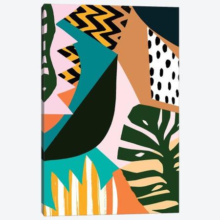 Abstract XLIV Canvas Print #ARM608} by Art Mirano Canvas Art Print