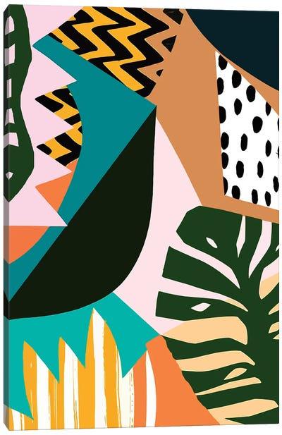 Abstract XLIV Canvas Art Print