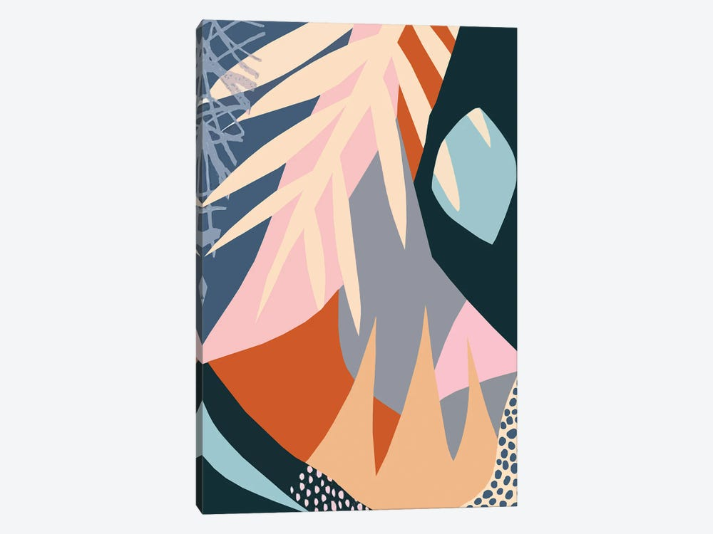 Abstract XLV by Art Mirano 1-piece Canvas Art Print