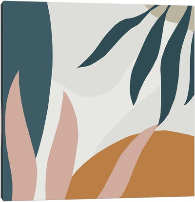 Abstract XLVII Canvas Art Print