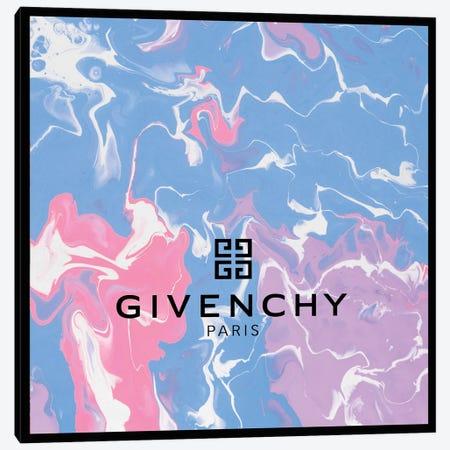 Givenchy Abstract Art Canvas Print #ARM678} by Art Mirano Canvas Wall Art