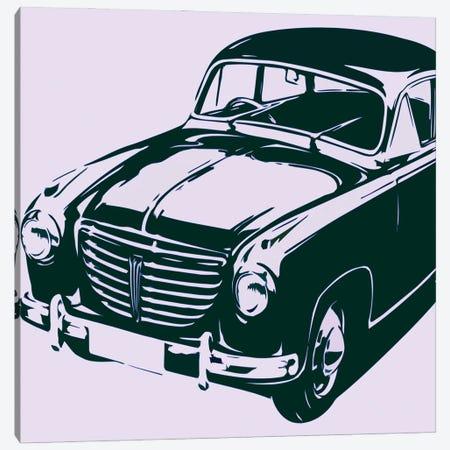 Retro Car Canvas Print #ARM698} by Art Mirano Canvas Art