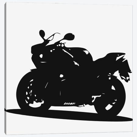 Motorcycle Canvas Print #ARM701} by Art Mirano Canvas Wall Art