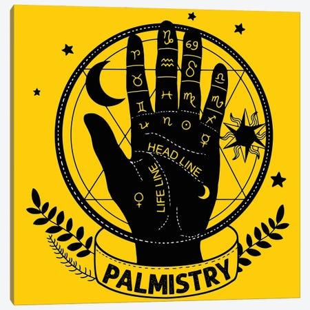 Palmistry Canvas Print #ARM702} by Art Mirano Canvas Artwork