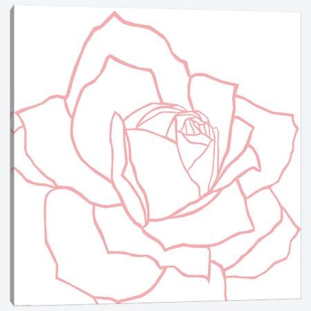 Danna Pink Canvas Print #ARM71} by Art Mirano Canvas Print