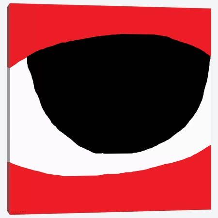 Eye Canvas Print #ARM89} by Art Mirano Canvas Artwork