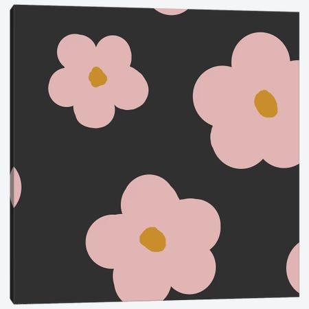 Agata Pink Canvas Print #ARM8} by Art Mirano Canvas Art Print