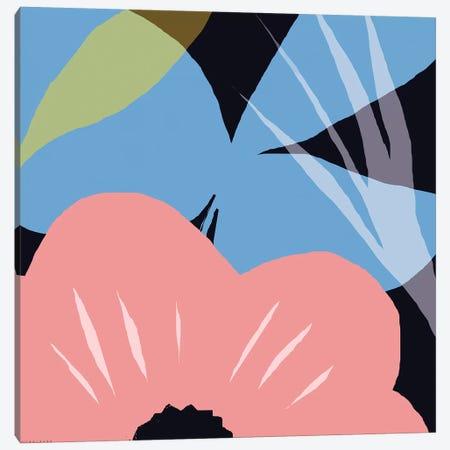 Flowers Vendi Canvas Print #ARM94} by Art Mirano Canvas Art
