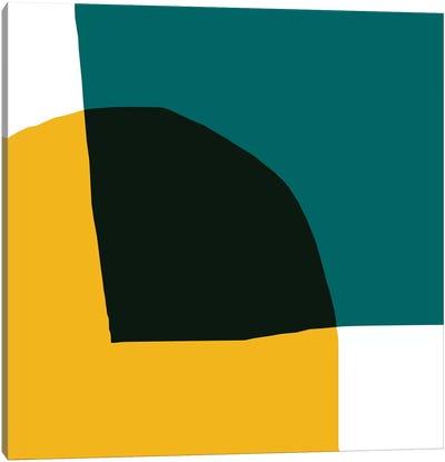 Fragment Canvas Art Print