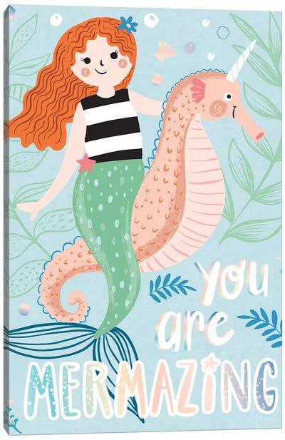 Fairy Tale Fun Canvas Art Print