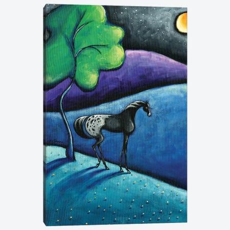 Chance Spots Canvas Print #ARS11} by ArtByShano Art Print