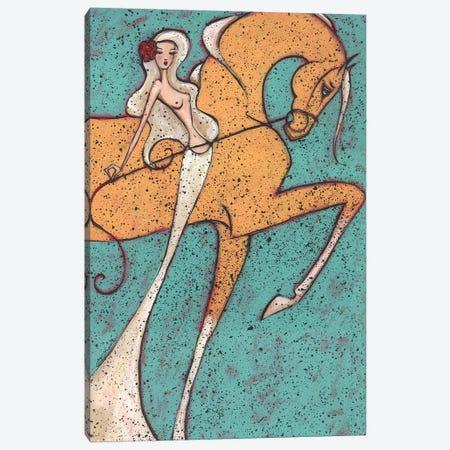 Godiva Canvas Print #ARS30} by ArtByShano Canvas Art Print