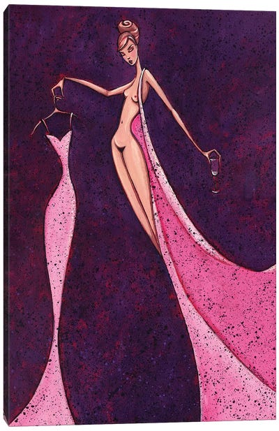 Aphrodite Canvas Art Print