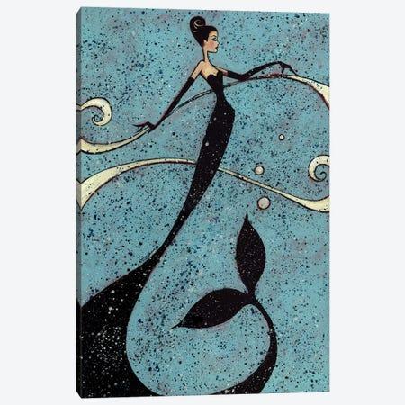 Splash Canvas Print #ARS63} by ArtByShano Canvas Art