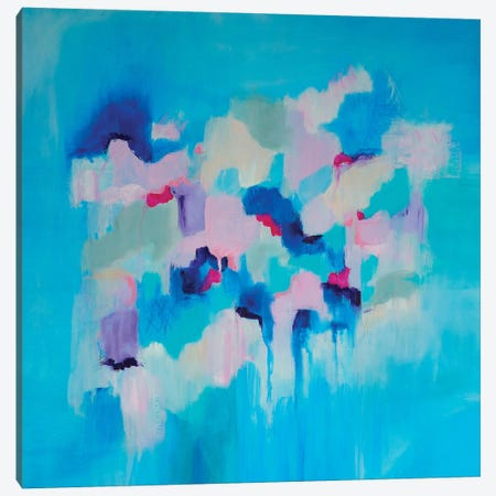 Jigsaw   Canvas Print #ART12} by Artzaro Canvas Wall Art