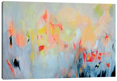 La La Land   Canvas Art Print