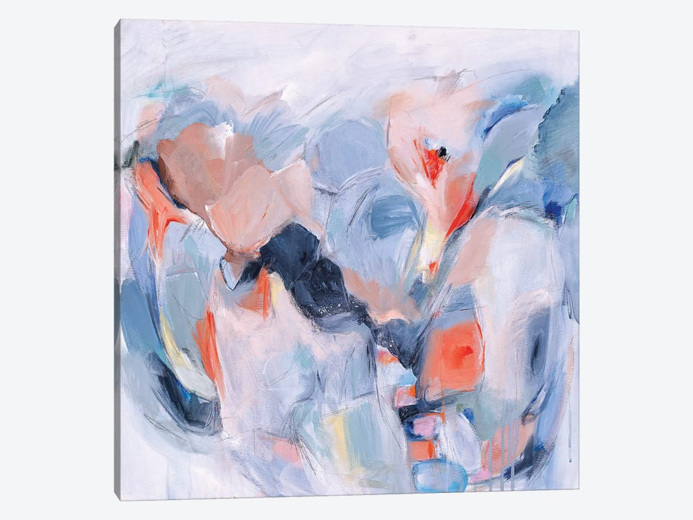 Las Montanas   by Artzaro 1-piece Canvas Art