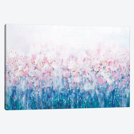 Lilies   Canvas Print #ART16} by Artzaro Canvas Art Print