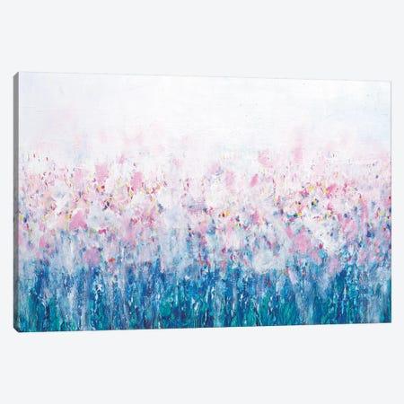 Lilies   Canvas Print #ART16} by Artzaro Canvas Art Print