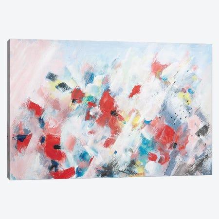 Meadow III   3-Piece Canvas #ART17} by Artzaro Art Print
